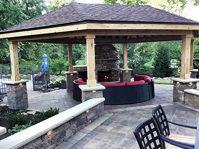 Outdoor Living Spaces, Cleveland, OH